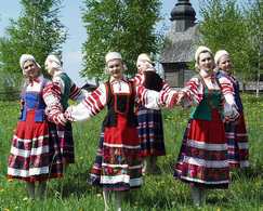 Byelorussian Folk Ensembles Of Minsk - Byelorussia In Folk And Dance
